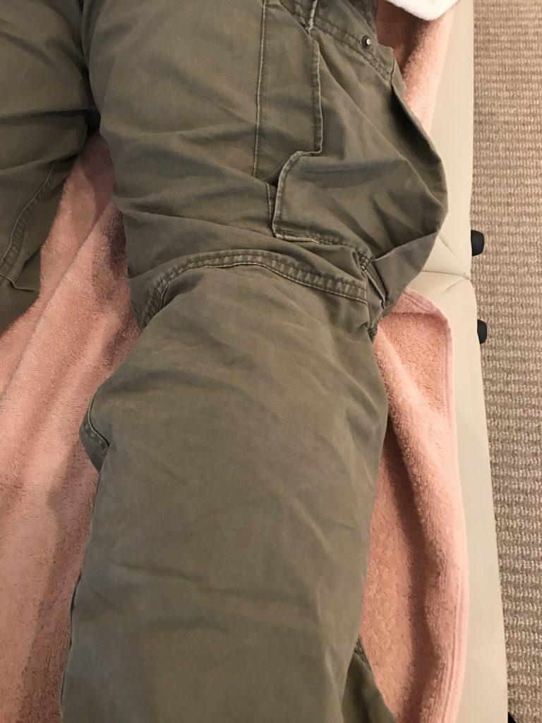 膝(ひかがみ・膕)と腰の痛み