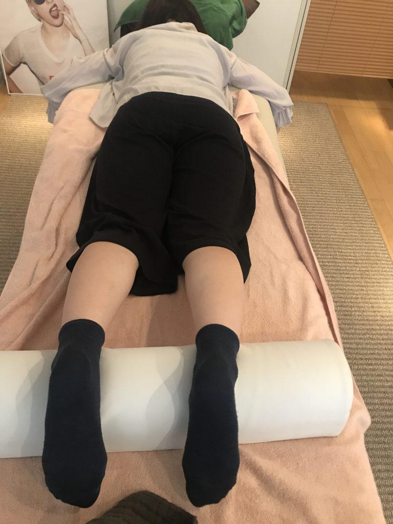 「産後の骨盤矯正」- 肩こり・腰痛・背部痛の症例 落合南長崎・新江古田在住の方の症例