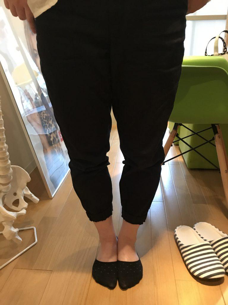 膝下O脚の施術方法は?