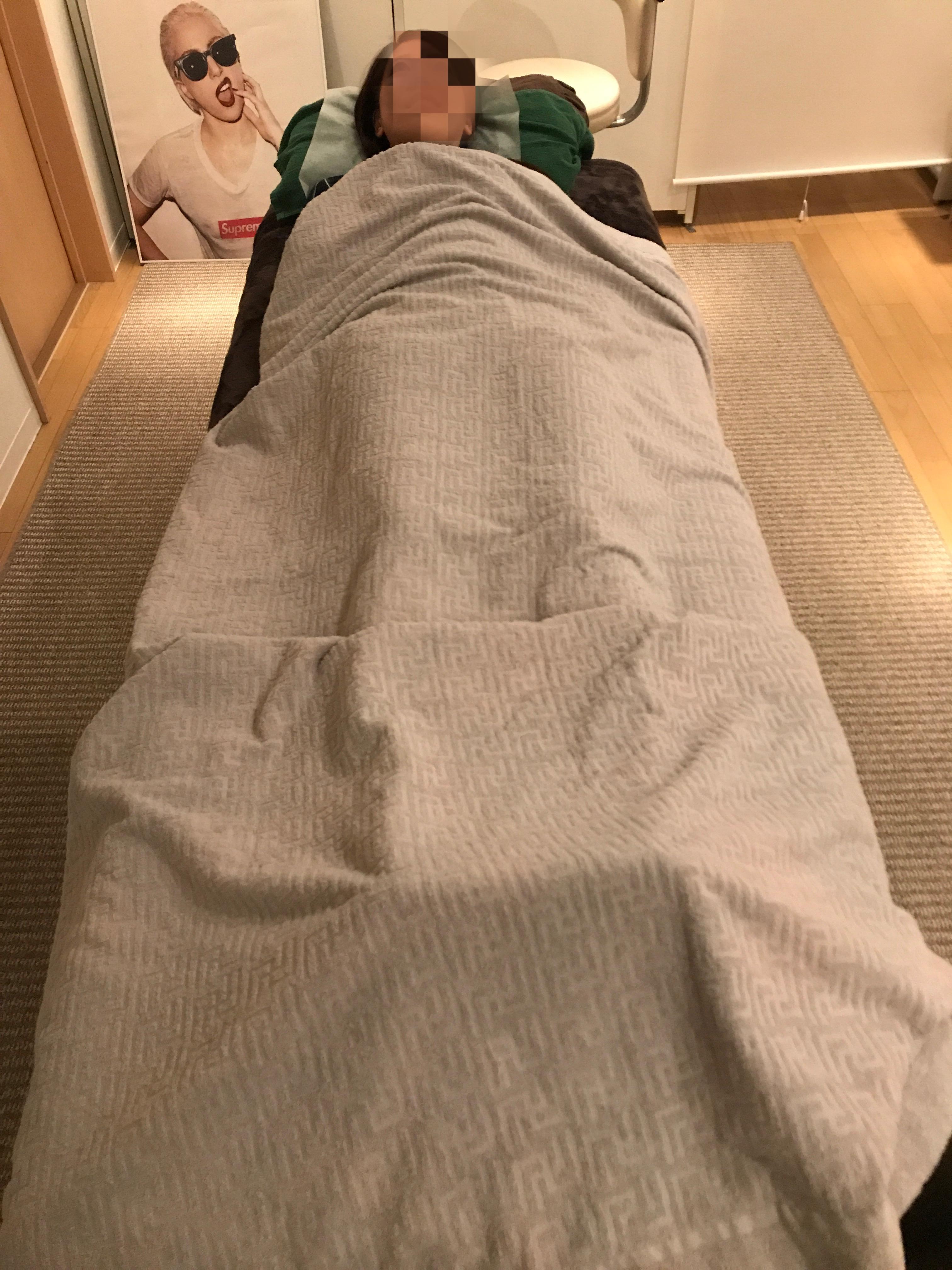 立方骨という足首の骨が原因で腰が痛くなるということもある。