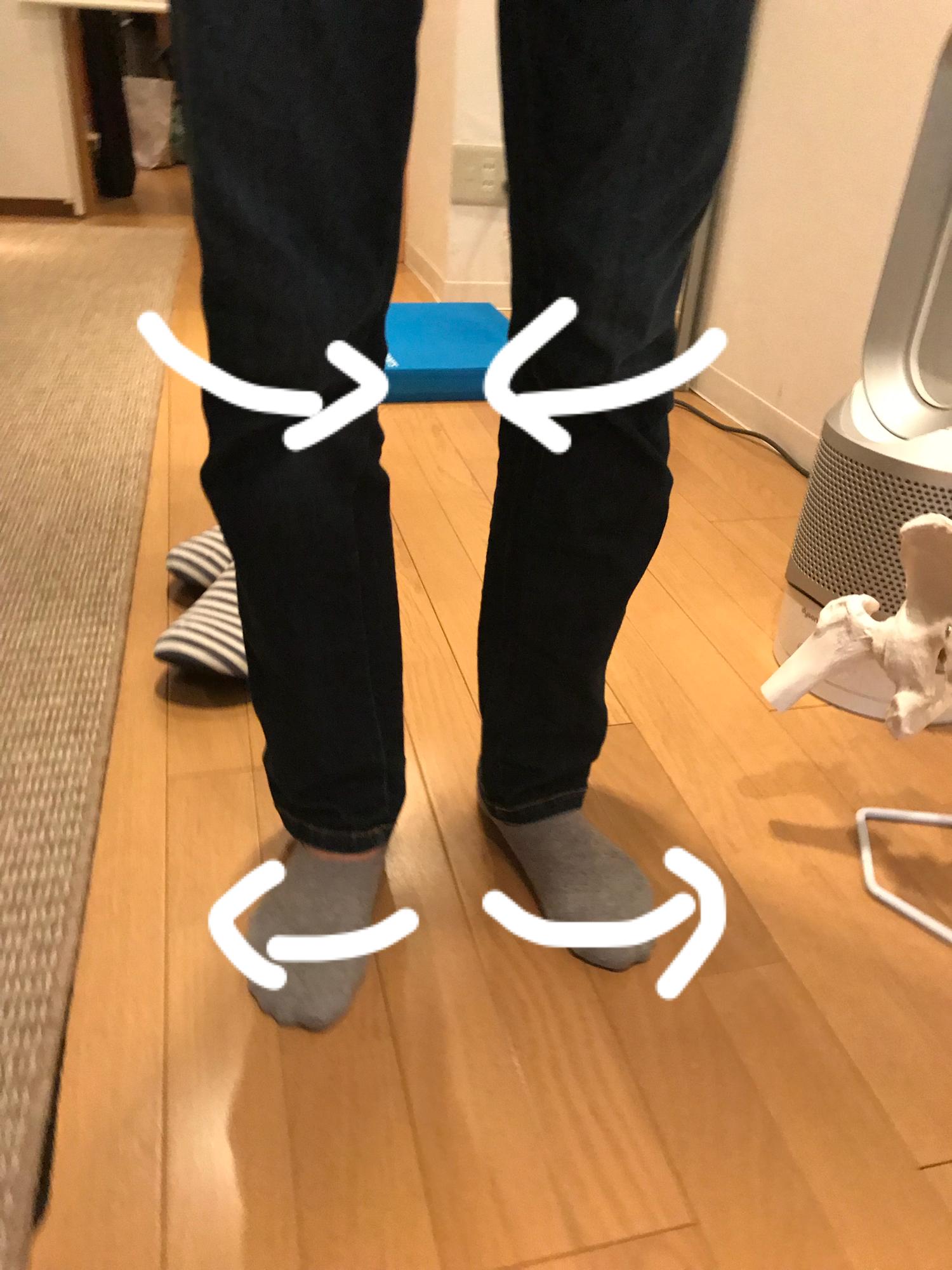 膝を曲げると(屈伸)膝の内側が痛い原因と対策とは?